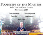 Footsteps of the Masters India Tour 2019 with Jason Gregory